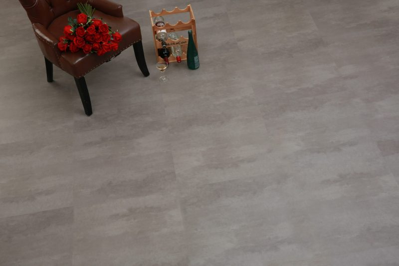Concrete umber brown