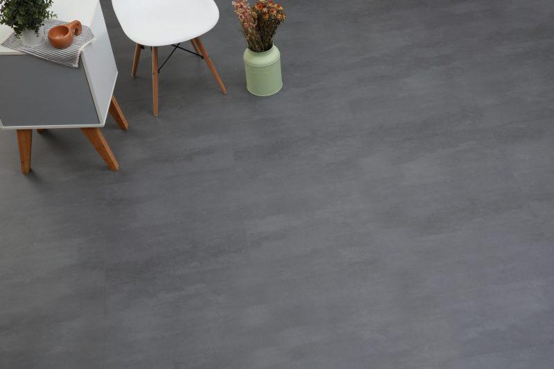 Concrete graphite grey