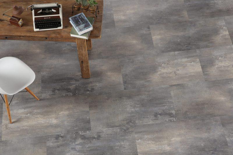 Natural slate indium grey