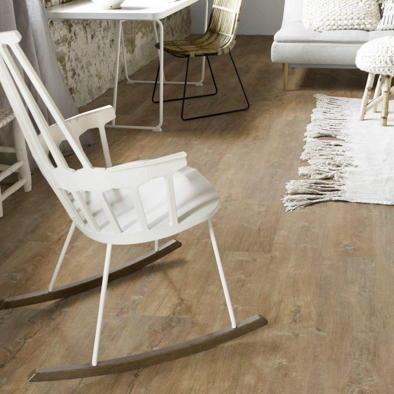 Vinilinės grindys Forbo Enduro Dark Timber