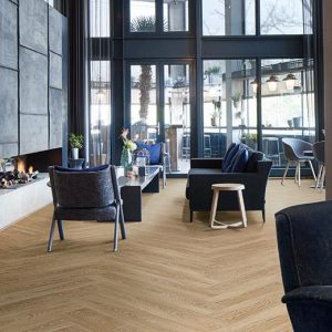 Vinilinės grindys lentelėmis Forbo Allura Wood blond timber (120x20 cm)