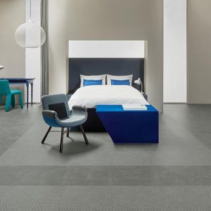 Vinilinės grindys Forbo Allura Material cool concrete dots