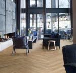 Vinilinės grindys lentelėmis Forbo Allura Ease blond timber