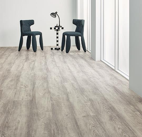 Vinilinės grindys lentelėmis Forbo Allura Wood white raw timber