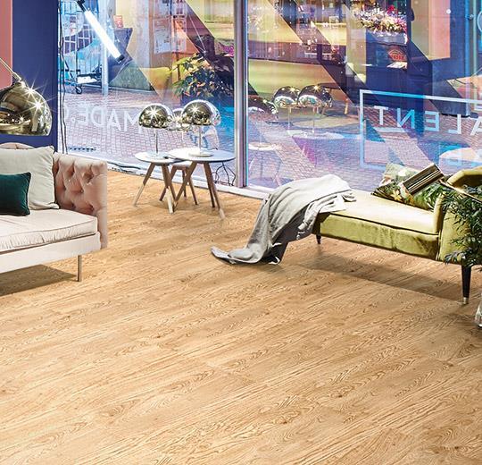 Vinilinės grindys plytelėmis Forbo Allura Puzzle honey elegant oak
