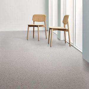 Vinilinės grindys plytelėmis Forbo Allura Puzzle grey stone