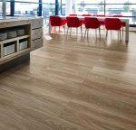 Vinilinės grindys lentelėmis Forbo Allura Wood natural weathered oak