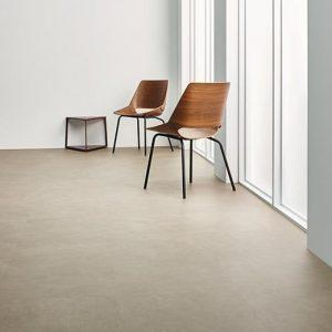 Vinilinės grindys plytelėmis Forbo Allura Click Pro taupe texture