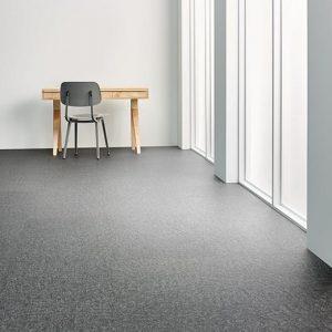 Vinilinės grindys plytelėmis Forbo Allura Click Pro nickel metal brush