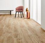 Vinilinės grindys lentelėmis Forbo Allura Ease central oak