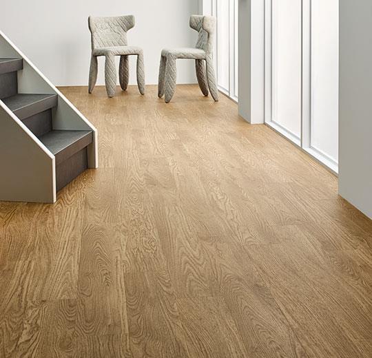 Vinilinės grindys lentelėmis Forbo Allura Click Pro waxed oak