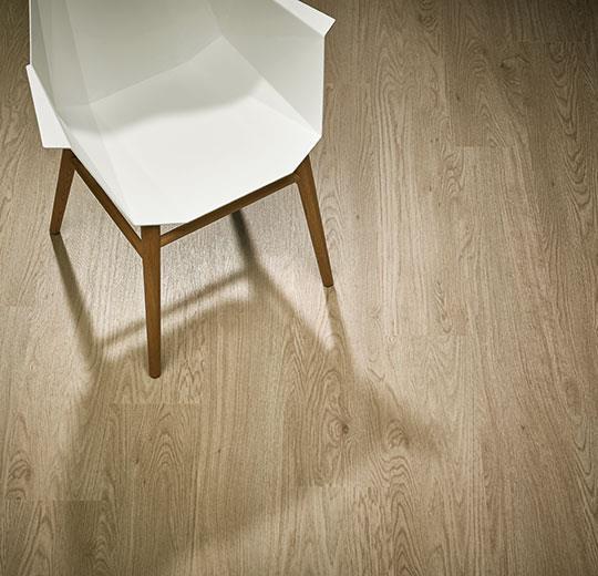 Vinilinės grindys lentelėmis Forbo Allura Click whitewash elegant oak