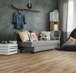 Vinilinės grindys lentelėmis Forbo Allura Click Pro natural collage oak