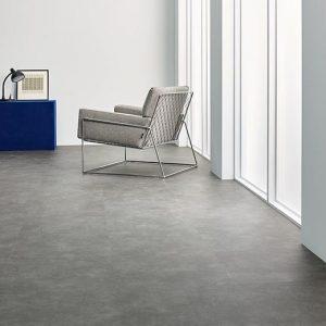 Vinilinės grindys plytelėmis Forbo Allura Click Pro natural concrete