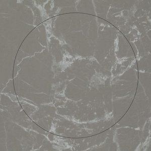 Vinilinės grindys plytelėmis Forbo Allura Material grey marble circle
