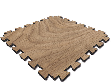 Vinilinės grindys Forbo allura puzzle
