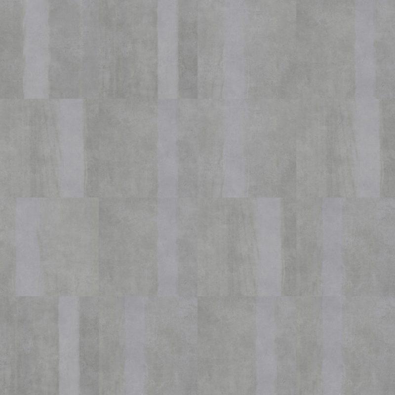 Vinilinės grindys plytelėmis Forbo Allura Material light fused concrete