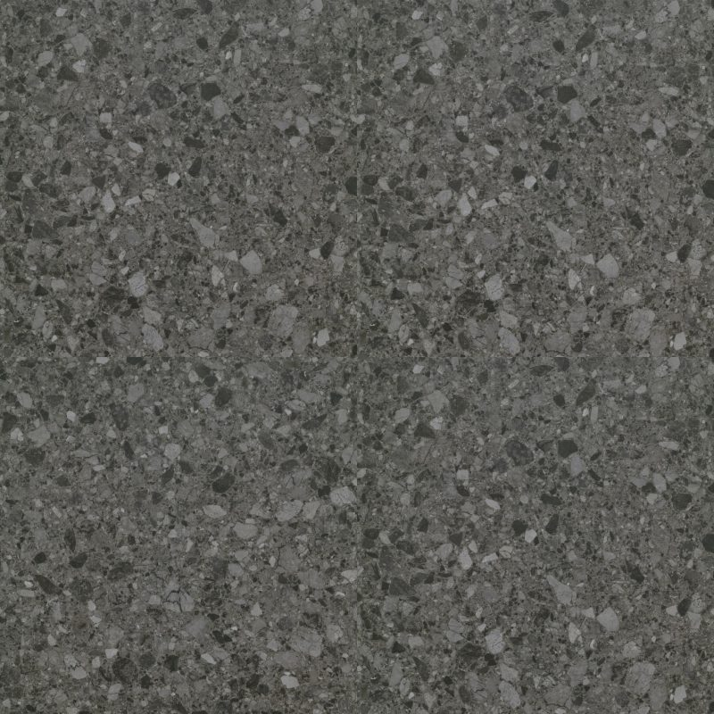 Vinilinės grindys plytelėmis Forbo Allura Material black marbled stone