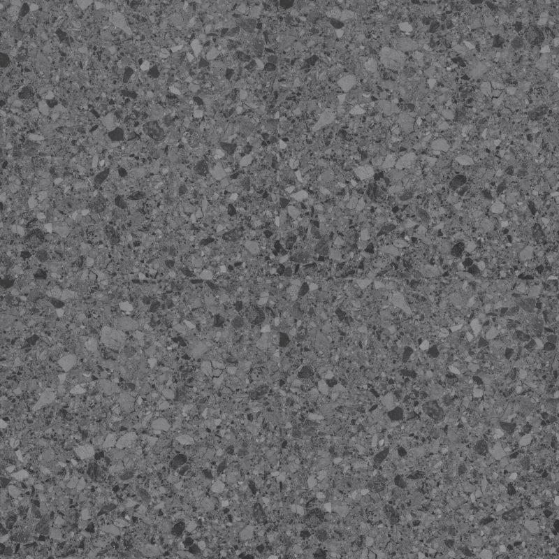 Vinilinės grindys plytelėmis Forbo Allura Material graphite marbled stone
