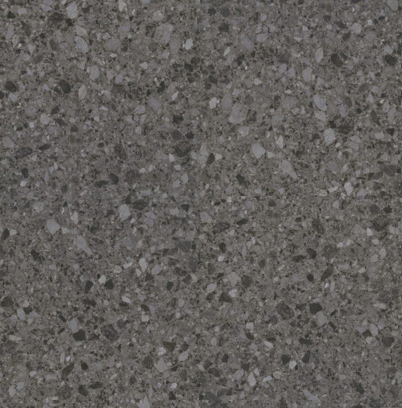 Vinilinės grindys plytelėmis Forbo Allura Puzzle black marbled stone