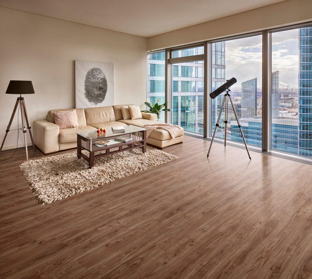 Vinilinės grindys - 10 privalumų