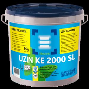 Universalūs elektrai laidūs klijai UZIN KE 2000 SL