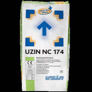 Išlyginamasis mišinys parketui ir parketlentėms (1,5–20 mm) UZIN NC 174