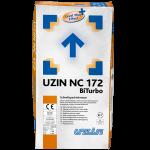 Labai greitai džiūstantis išlyginamasis mišinys (be storio aprib.) UZIN NC 172 BiTurbo