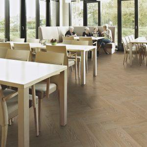 Vinilinės grindys lentelėmis Forbo Allura Wood blond timber (50x15 cm)