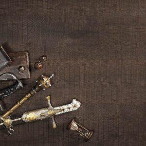 Parketlentės COSWICK Arts & Crafts Birmingham Ąžuolas