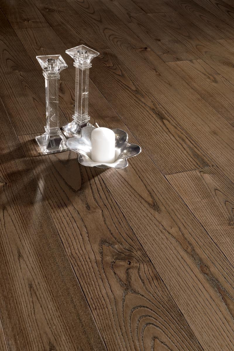 Parketlentės COSWICK Brushed & Oiled Mocca Uosis