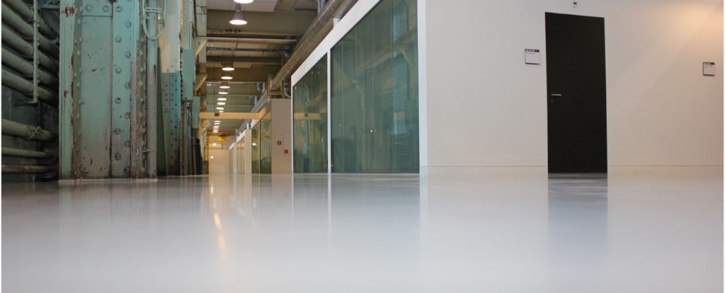 Epoksidinių grindų sistema CONIFLOOR IPS+