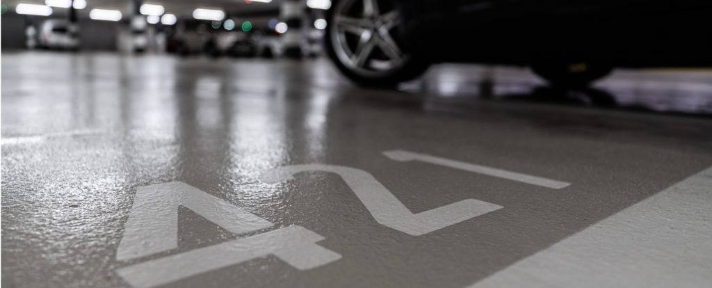 Parkingo danga CONIPROOF HYBRID OS 8